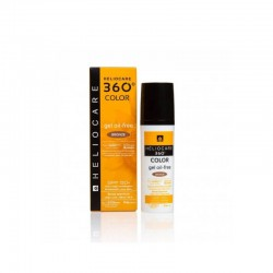 Heliocare 360 Color Bronze Gel Oil-Free Spf50+ 50ml
