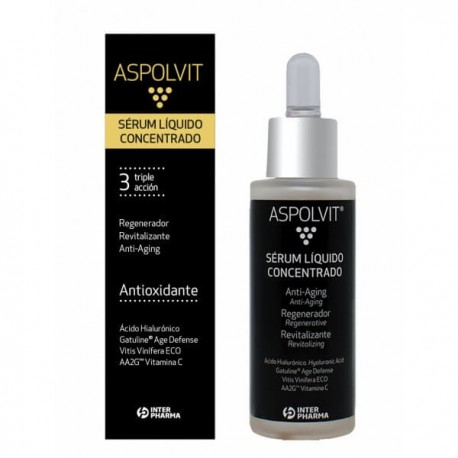 Aspolvit Sérum Liquido Concentrado 30ml