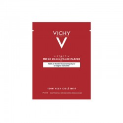 Vichy Liftactiv Micro Hyalu-Filler Parche Para Ojos 2 Uds