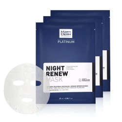 Martiderm Night Renew Mask 5 Mascarillas