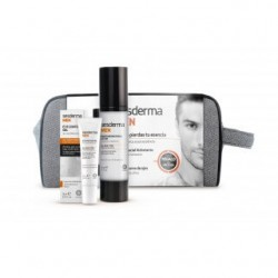 Sesderma Men Pack Loción Facial Hidratante 50ml+Gel Contorno de Ojos 15 ml