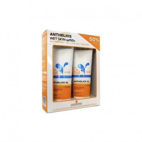 Anthelios Duplo Wet Skin Spf50+ 2x250 ml