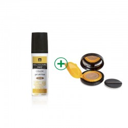 Heliocare 360 Pack Color Bronze Intenso Gel Oil Free 50ml+Maquillaje Compacto 1,5 gr