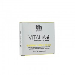 Th Pharma Antioxidante Vitamina-C Ministral Vitalia 5x2ml