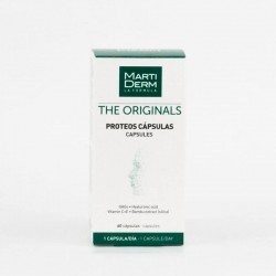 Martiderm The Originals Proteos 60 Cápsulas