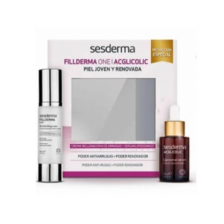 Sesderma Pack Fillderma One Crema 50ml+Daeses Liposomal Sérum 50ml