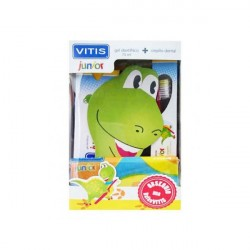 Vitis Pasta + cepillo Junior Pack