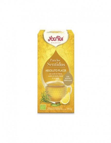 Yogi Tea Absoluto Placer 20 Bolsitas