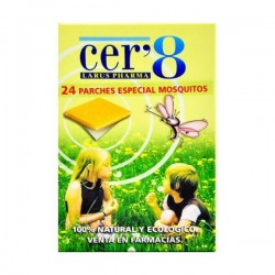 Cer 8 Antimosquitos 24 Parches