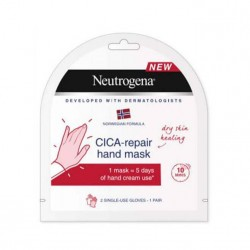 Neutrogena Cica Repair Máscara de Manos 1 Par