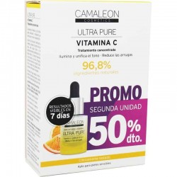 Camaleon Ultra Pure Vitamina C Duplo 2x30ml