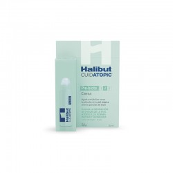 Halibut Cuidatopic Crema Pre-Brote Roll On 15 ml
