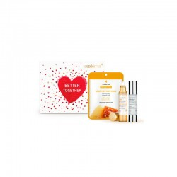 Sesderma C Vit Fluido Luminoso 50ml+Honey Bee Mascarilla+Ac Glicolic Forte 50 ml