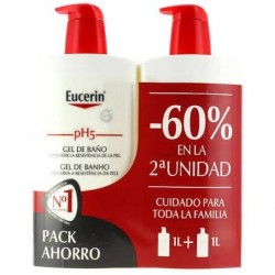 Eucerin Ph5 Gel Baño Duplo 2x1000ml
