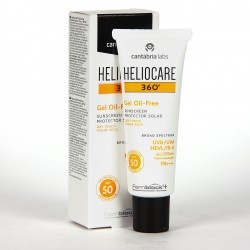 Heliocare 360º Gel Oil Free Spf50+ 50ml