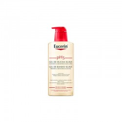 Eucerin pH5 Gel Ducha Suave Piel Seca y Sensible 400ml