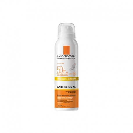 La Roche Posay Anthelios XL Ultra Ligera Bruma Invisible SPF 50+ 200ml