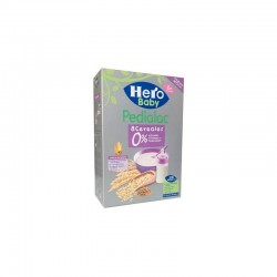 Hero Baby Pedialac 8 Cereales 0% Azúcares +6meses 340gr