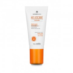 Heliocare color brown gel crema spf 50
