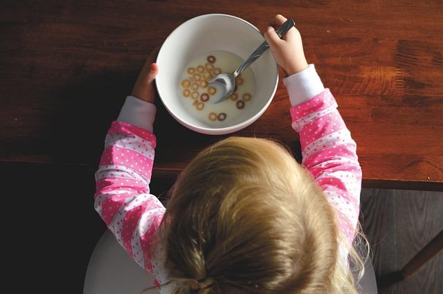 Formas de dar complementos vitamínicos a niños