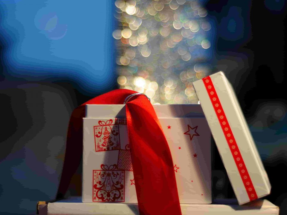 Regalos de farmacia para Navidad