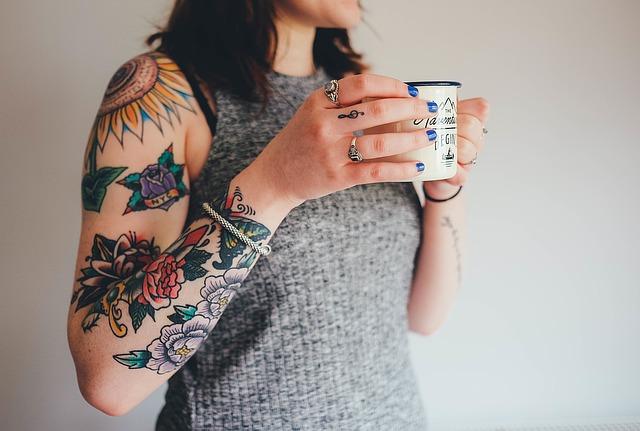 Cómo Curar Un Tatuaje Vistafarma