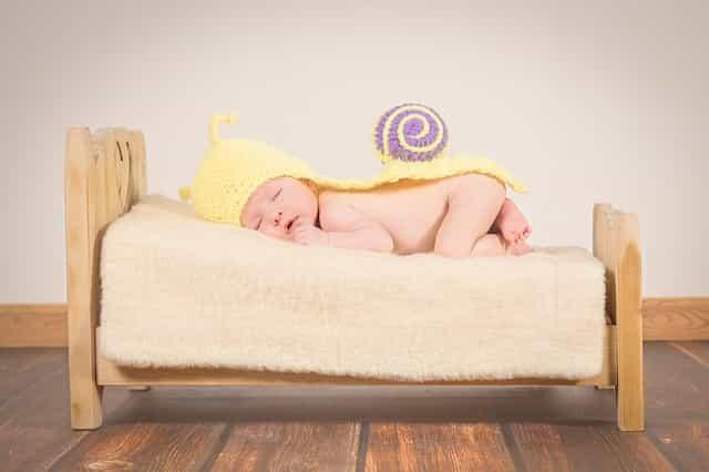 costra láctea bebé