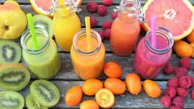 nutrición detox